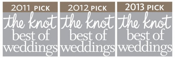 The Knot, Best of Weddings Winners